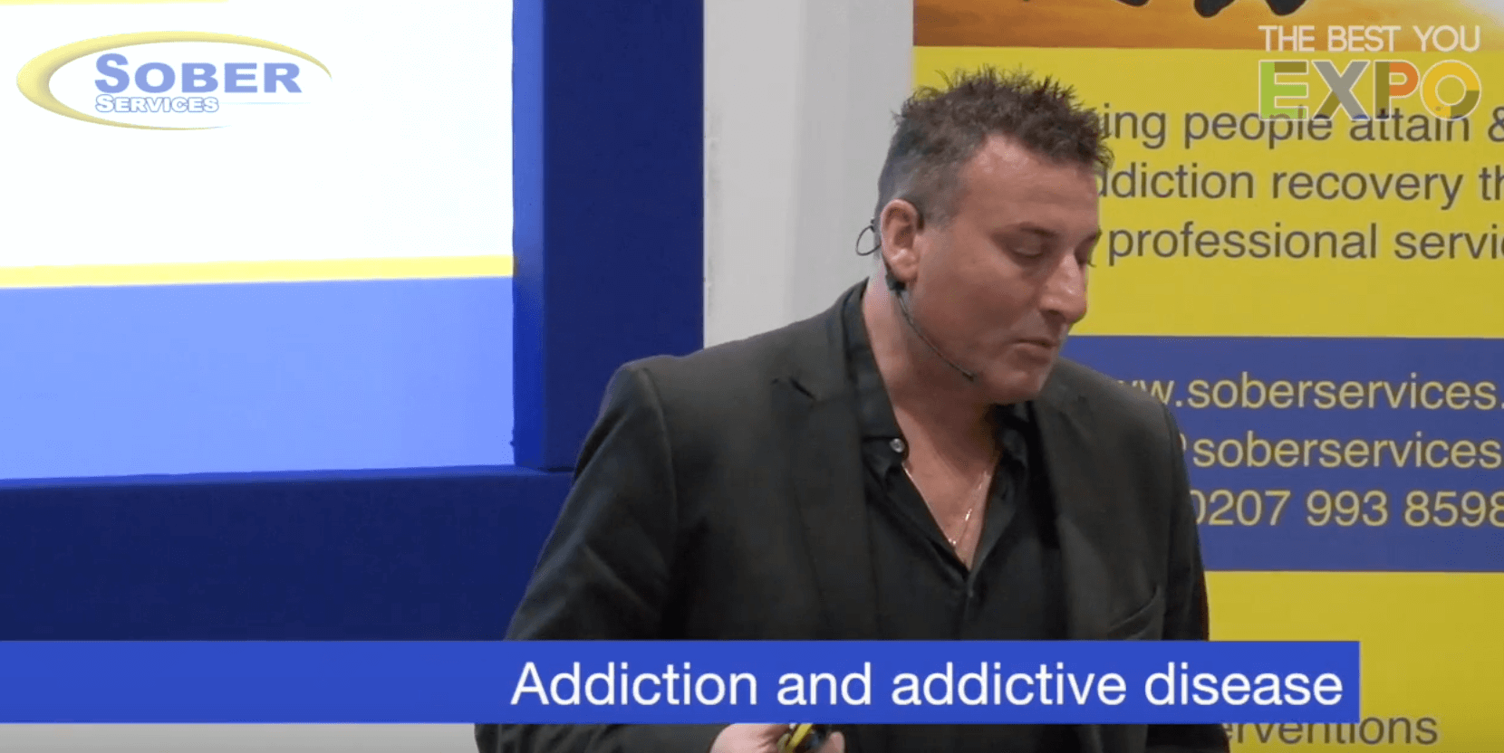 Addiction and addictive disease
