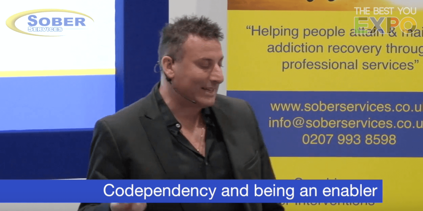 Codependency and being and enabler
