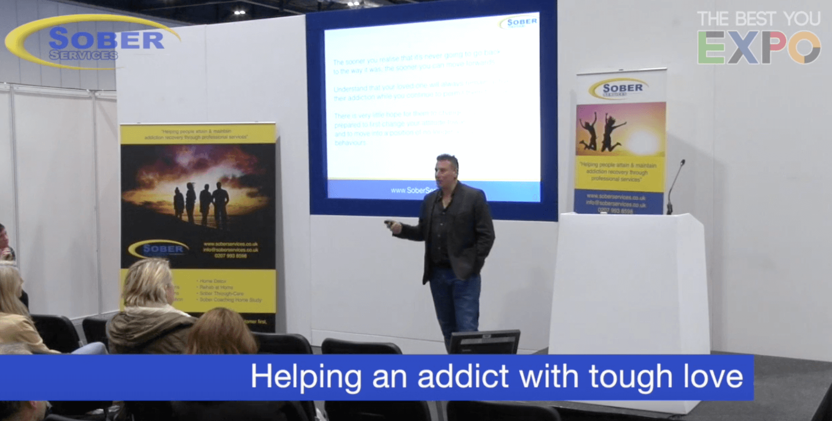 Helping an Addict with Tough love