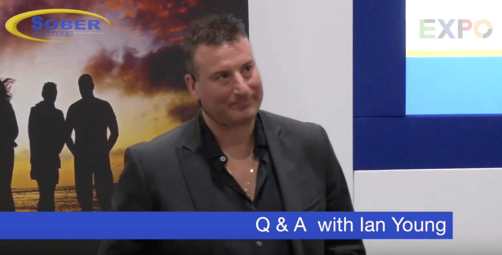Q&A With Ian Young