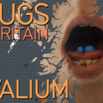 Drugs map of Britain